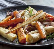 Pieczone warzywa na ostro - łatwy przepis! [WIDEO]