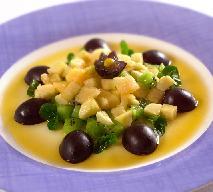 Pepino: sałatka owocowa z psianką melonową