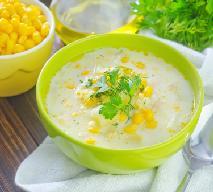 Zupa z kukurydzą: przepis na smaczną i szybką zupę