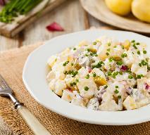 Niemiecka sałatka ziemniaczana: przepis na Kartoffelsalat
