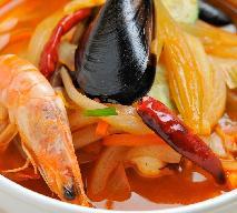 Owoce morza - przepis na kolację z afrodyzjakami w roli głównej