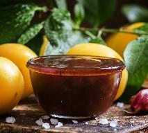 Wykwintne powidła śliwkowe z sokiem pomarańczowym i śliwowicą