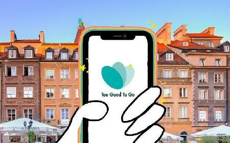 Aplikacja do walki z marnowaniem jedzenia Too Good To Go już w Polsce!