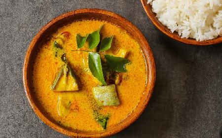 Curry z rybą - przepis na rybę na ostro