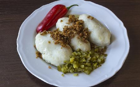 Kartacze - tradycyjny obiad