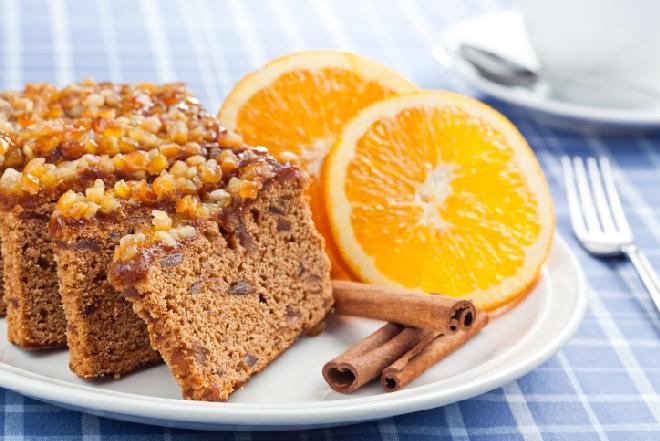 Przepis na zdrowy chlebek piernikowy bez jaj - na Wigilię i Boże Narodzenie