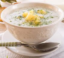 Zupa koperkowa najprostsza - przepis na pyszną zupę
