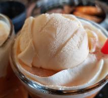Bezmleczne i bezglutenowe waniliowe lody ryżowe