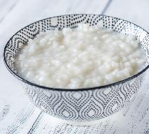 Chińskie congee - przepis bazowy na chiński kleik ryżowy