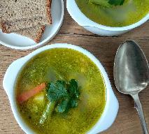 Zupa z mrożonej fasolki szparagowej: przepis jak zrobić jarzynową z mrożonki
