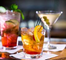 Modne drinki na sylwestra i karnawał - NAJLEPSZE PRZEPISY na kolorowe toasty