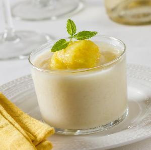 Śniadaniowy krem kokosowy - propozycja porannego posiłku bez glutenu
