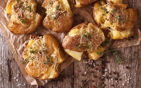 Najlepsze ziemniaki pieczone po portugalsku: chrupiące i pożywne