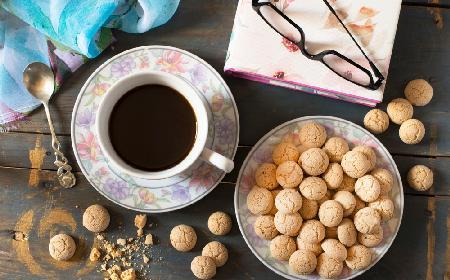 Szybkie ciasteczka z orzechami  - przyjemność w pół godziny