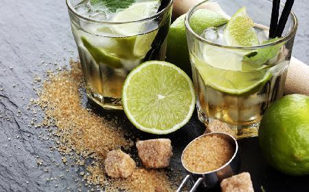 Caipirinha - brazylijski drink [PRZEPIS]