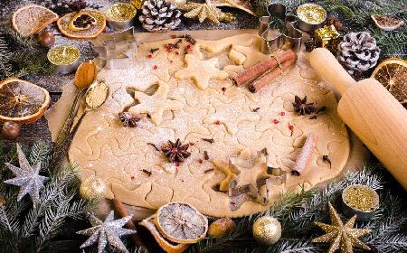 Pierniczki świąteczne po wegańsku [WIDEO]