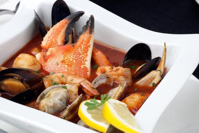 Cioppino, czyli włoska zupa rybna - sprawdzony przepis