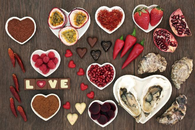 Afrodyzjaki - co jeść, aby miłość smakowała lepiej?