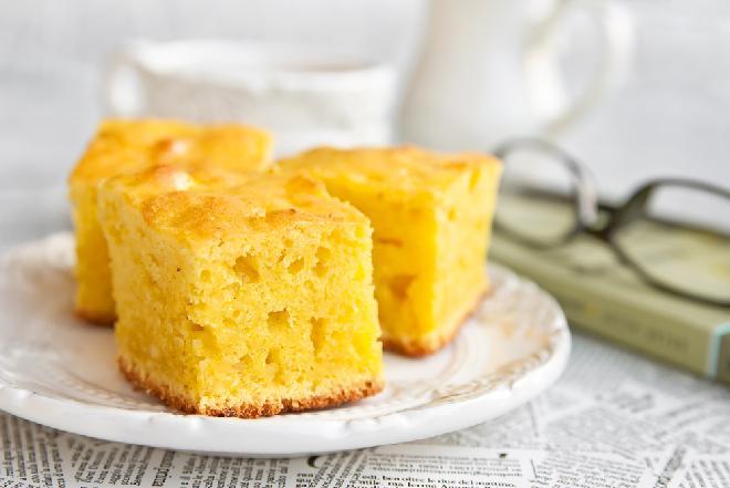 Znakomite i szybkie cytrynowe ciasto z kisielu