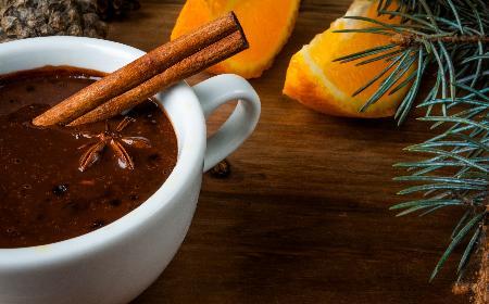 Moczka - śląska zupa piernikowa z bakaliami